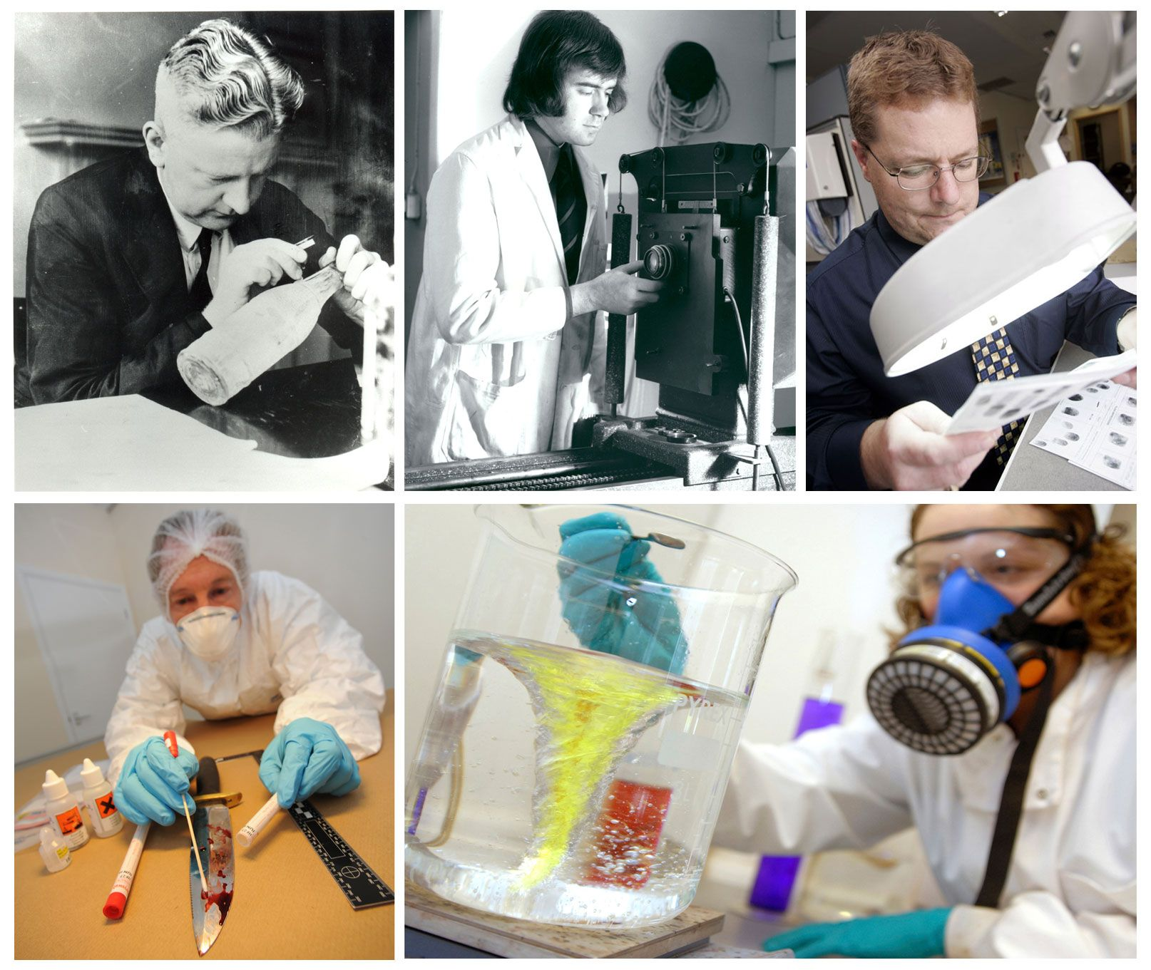 Forensics is a key part of solving crime and it's fair to say that science has developed significantly over the years. Our staff have the skills and equipment needed to examine evidence in relation to crime in Surrey.