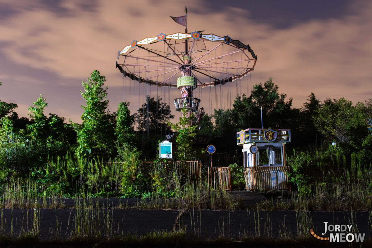 Nara Dreamland The End Of A Dream Japan Abandoned Amusement