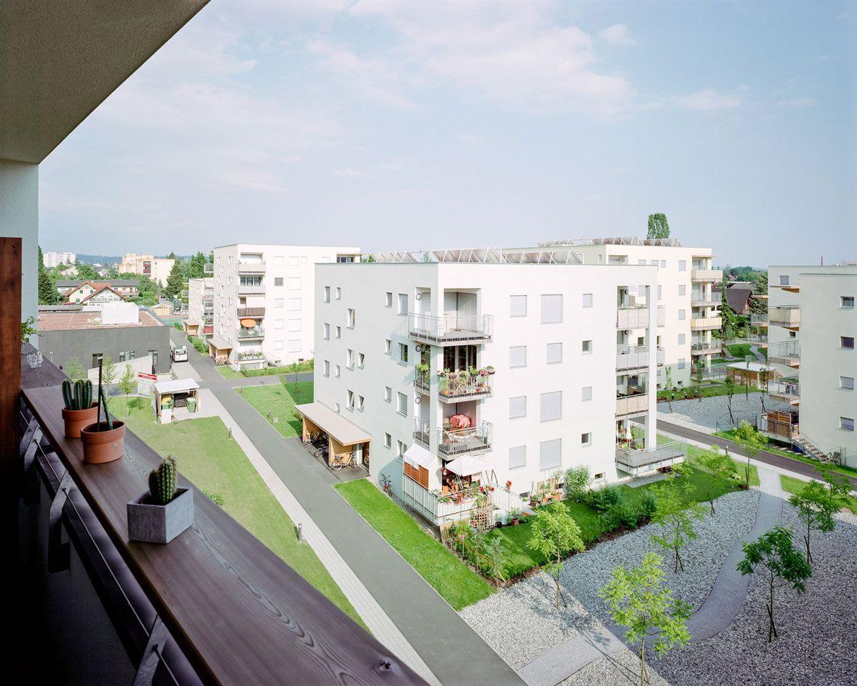 Zentrum Reininghaus Süd – Wohnen | Nussmüller Architekten ZT GmbH