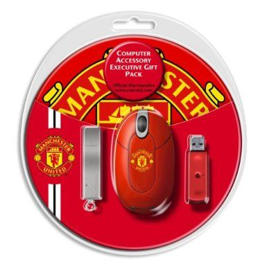 Manchester United Executive Gift Pack: Official Merchandise (PC): Amazon.co. uk: PC & Video Games