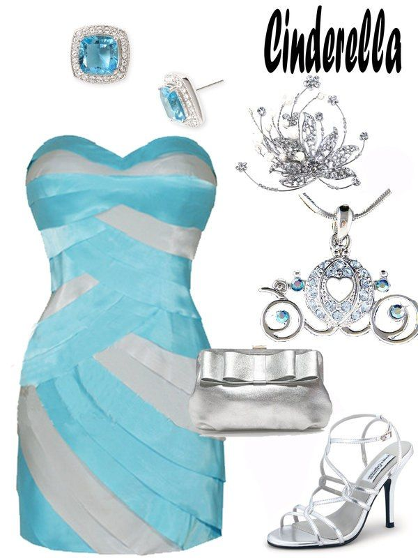 cinderella | outfits