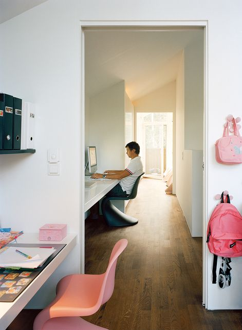 Marvelous Pantone Chairs For Everybody. Daddy U0026 Daughter Desks.