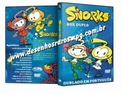 Desenho OS SNORKS DUBLADO EM PORTUGUÊS. Garantia 100% de ENTREGA em MÃOS.  Dúvidas e Informações aqui: desenhosraros2005-livre@yahoo.com.br