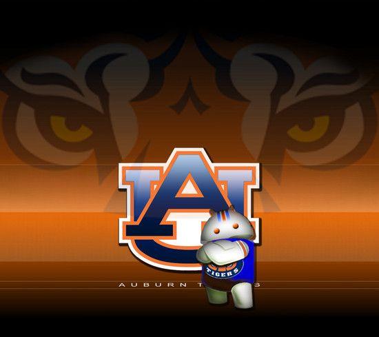 Auburn Tigers Live Wallpaper