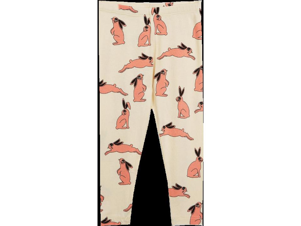 mini rodini rabbit leggings