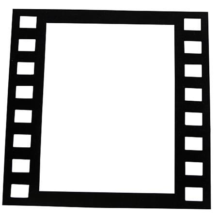 Filmstrip Photo Fun Frames | Lights Camera Auction in 2018 ...