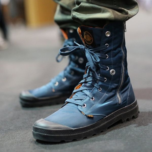 Alpha Industries x Palladium Boots  f43e389e385