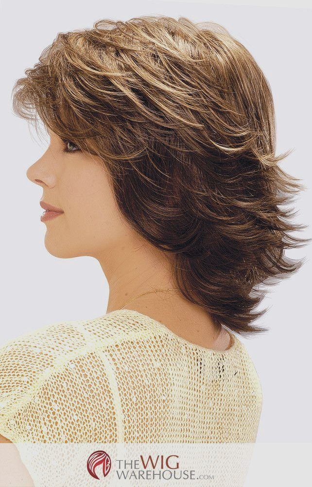 medium feathered hairstyles - Google Search   Feathered ...