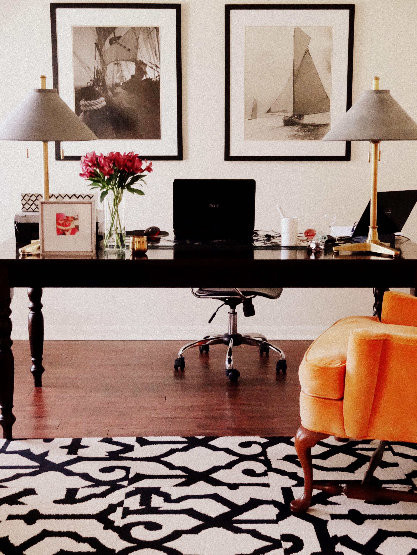 home office | Favorite Places & Spaces | Pinterest