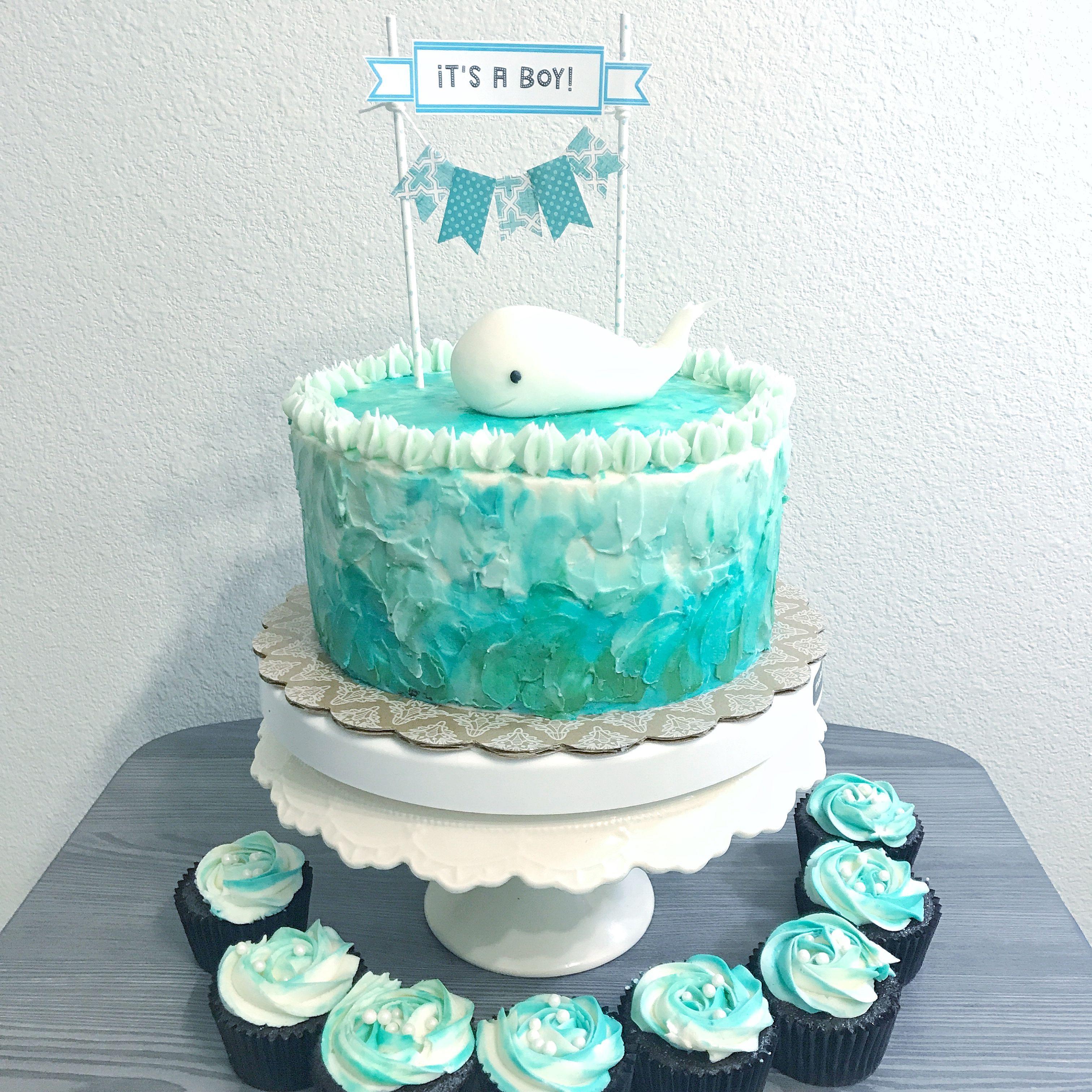 Seafoam colors. | Cake, Desserts, Seafoam color