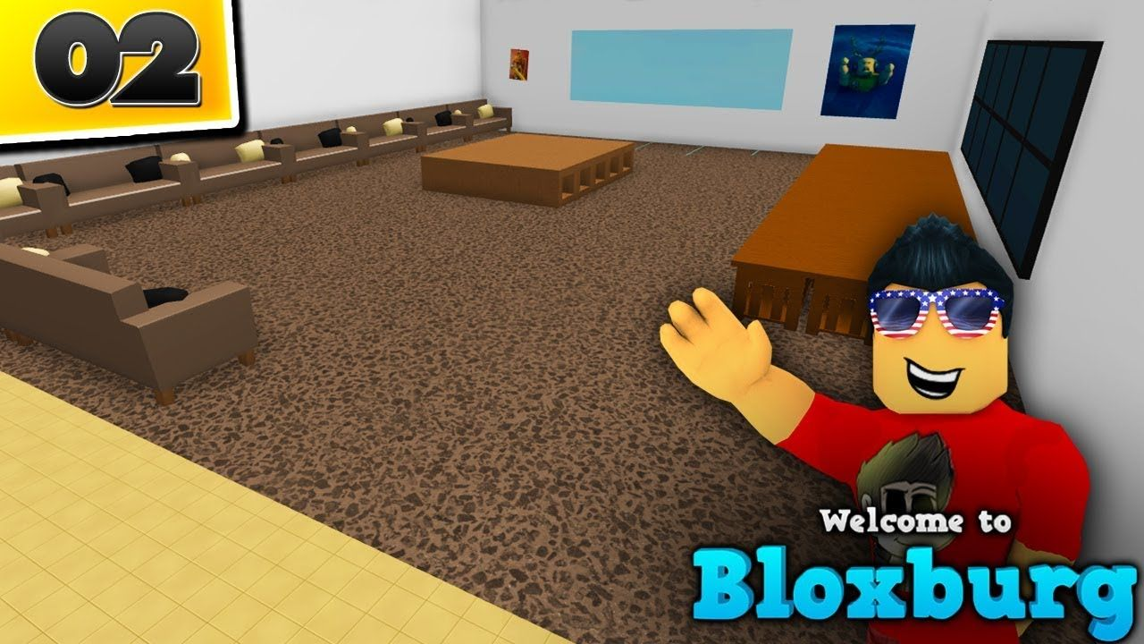 Roblox Room: My REAL LIFE Living Room In Welcome To BloxBurg! - #2