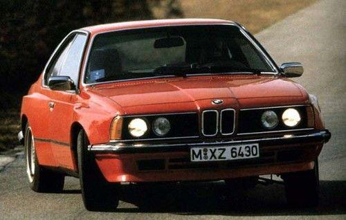 OG | 1989 BMW 8 Series V12 - E31 | E24 mule dated 1984 | BMW mania ...