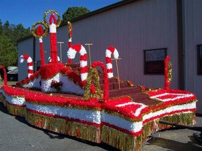 Parade Float Christmas Parade Floats Christmas Float Ideas