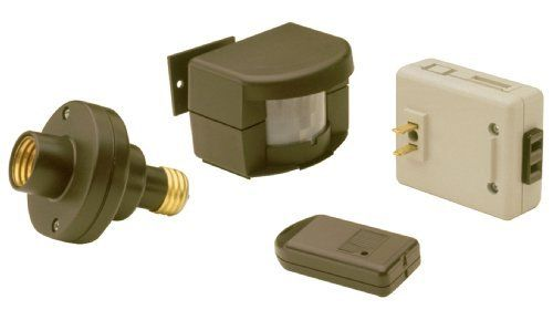 Brinkmann 829 5760 0 Home Security Wireless System By