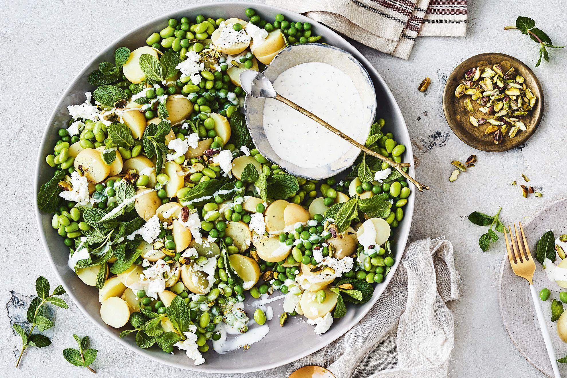 Potato Salad Recipe Yoghurt