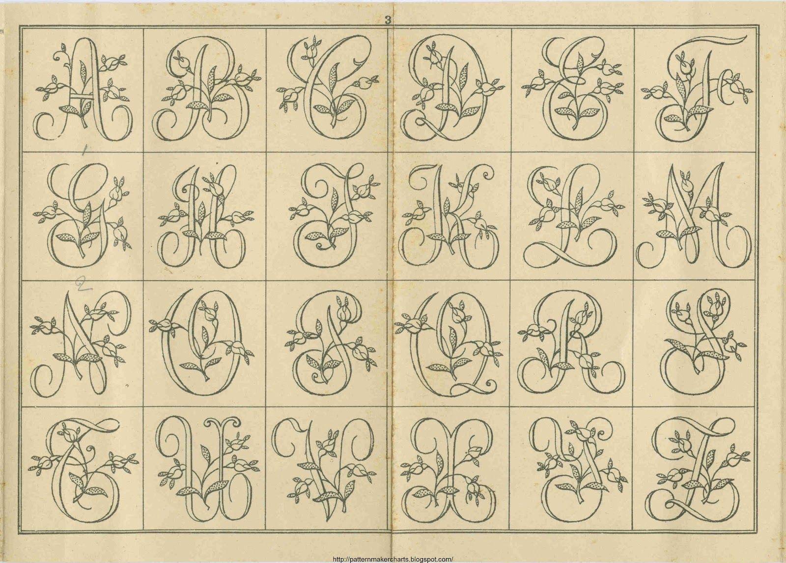Pin de Guida Moreira en letras | Pinterest | Bordado, Letras y Alfabeto