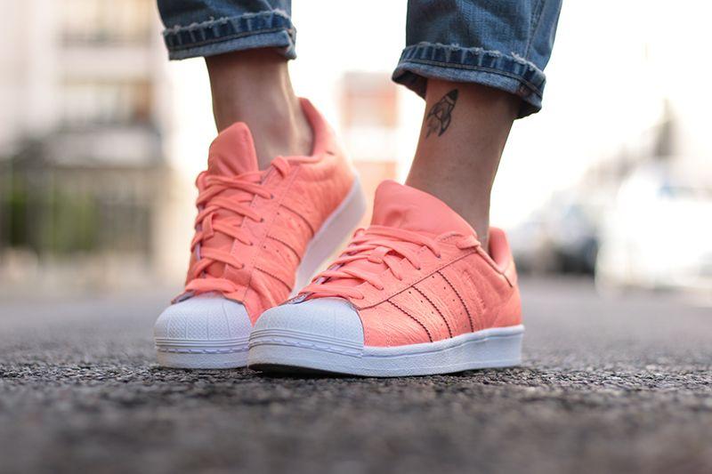 96dbb323792 Adidas superstar croc pastel - meganvlt + sneakers addict