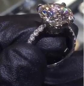 Blac Chyna: INSANE Engagement Ring From Rob Kardashian Revealed!