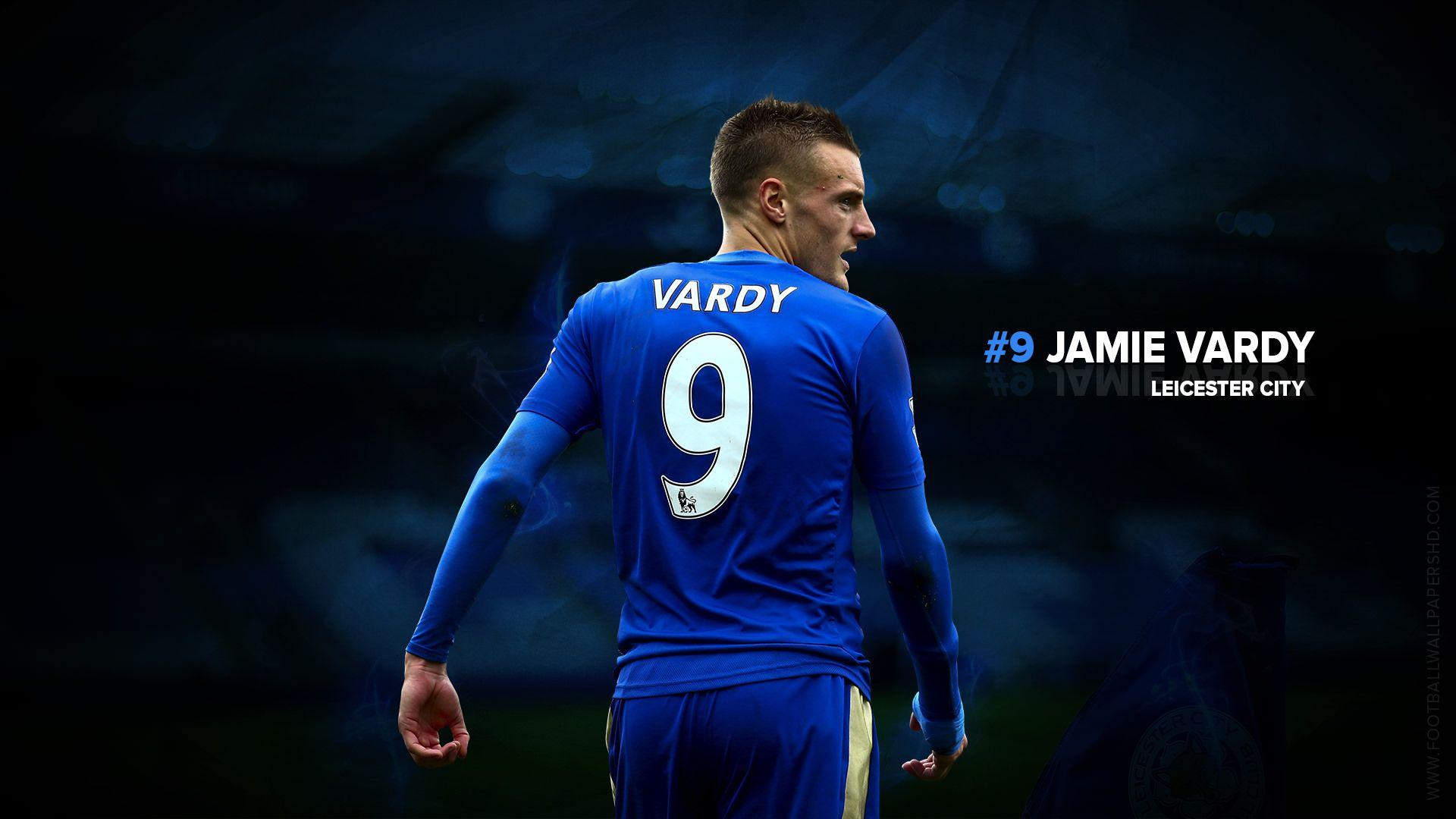 Jamie Vardy Leicester City Wallpaper (มีรูปภาพ)