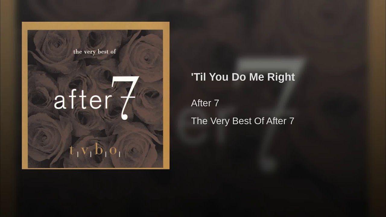 Til You Do Me Right Loving U Universal Music Group Gospel Music