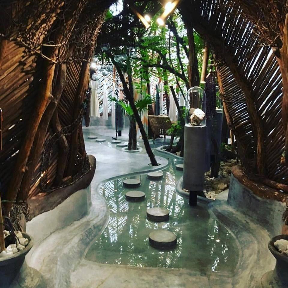 Luxurious Zen Resort: New Futuristic Boutique ZAK IK At Azulik Hotel [Tulum
