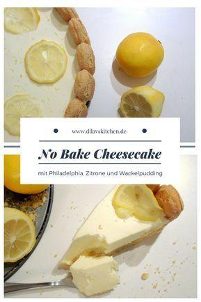No Bake Philadelphia Kuchen Rezept Rezepte Pinterest Kuchen