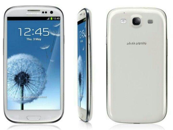 Samsung galaxy 3s...