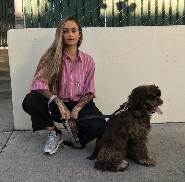 Kehlani parrish dating