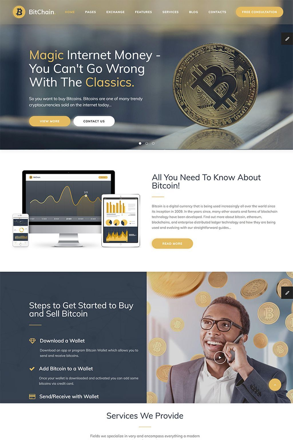 Ain Crypto Currency Exchange And