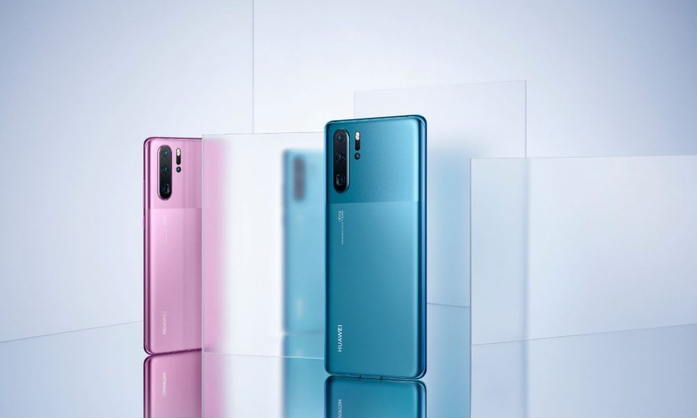 Huawei P30 and P30 Pro are getting EMUI 10.1 in Europe