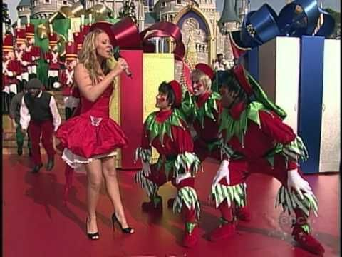 Mariah Carey All I Want For Christmas Is You Live Mariah Carey Mc Video Mariah