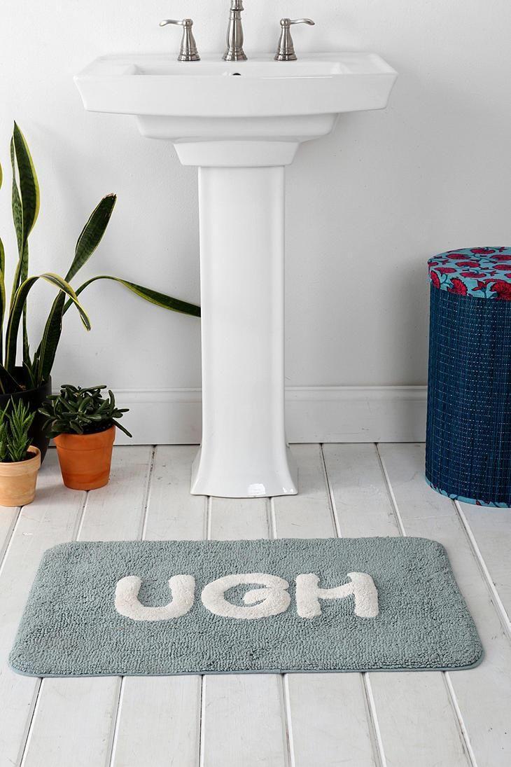Plum Bow Ugh Bath Mat Bath Rugs Bath Mat Home Decor Inspiration [ 1095 x 730 Pixel ]