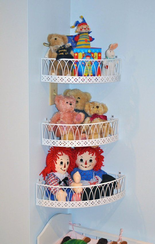 10 Clever Ways To Store Stuffed Animal Collections Storing