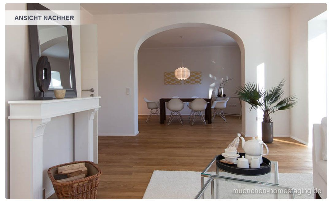 Home Staging Wohnzzimmer