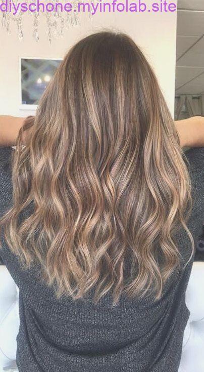 72 Brunette Hair Color Ideas in 2019 | Ecemella –   #haarfableFrisuren #haarfabl… – Balayage