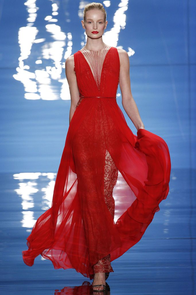 Reem Acra: My Faves From the Spring 2013 Reem Acra Collection ...