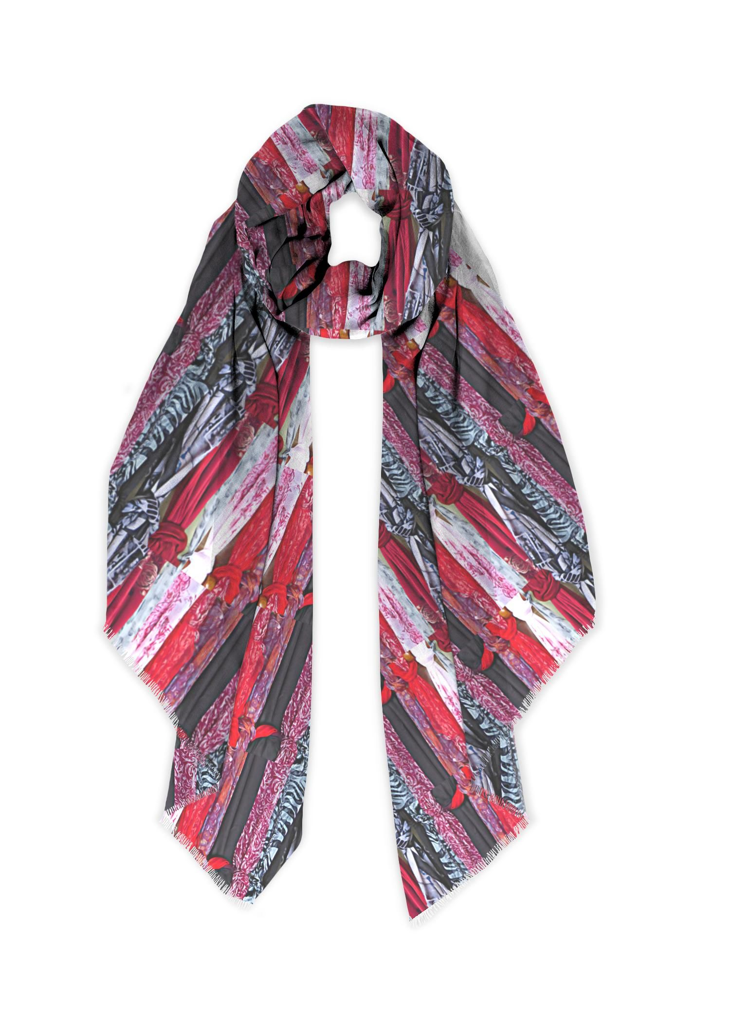 Silk Scarves Modal Scarves 100 Modal Silk This Scarf S Botanic Origin Makes It Eco Friendly And Incredibly So Silk Scarf Design Silk Scarves Chic Scarves