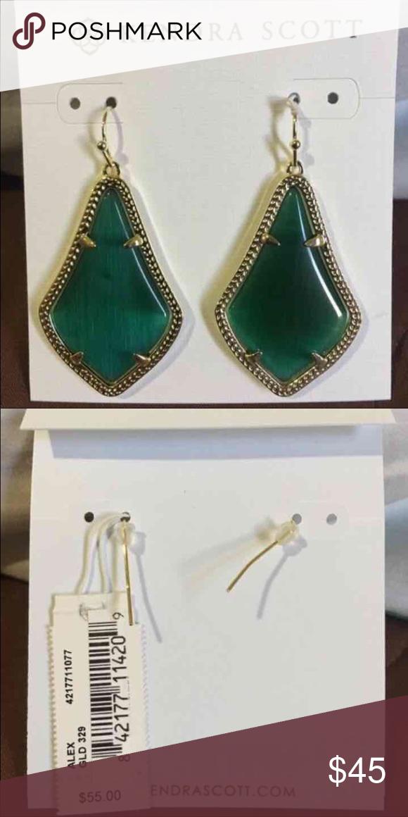 Kendra Scott Alex earrings | Kendra scott jewelry, Scott jewelry ...