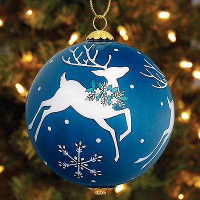 Add Prancing Reindeer To Your Happy Holiday Collection With One Of