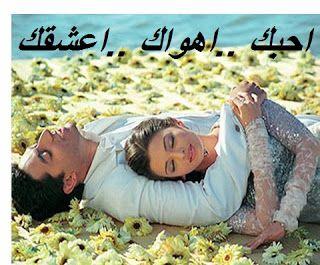 احبك اهواك اعشقك Meilleurs Poème Damour Arabe Poeme