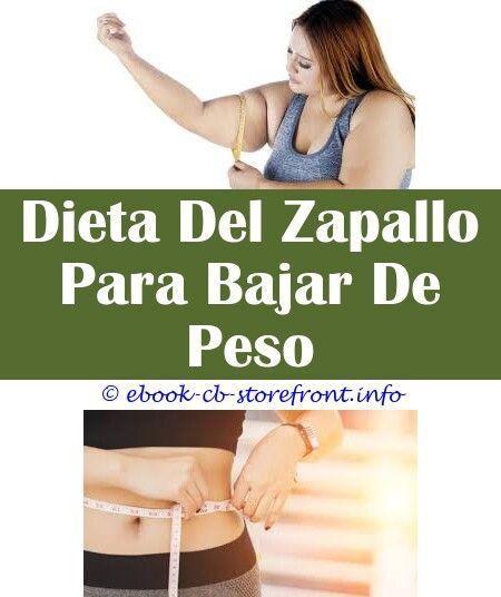 pérdida de peso fácil en 1 mes