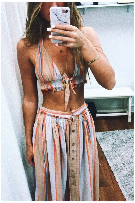 Boho Chic Styles To Try This Summer - Society19