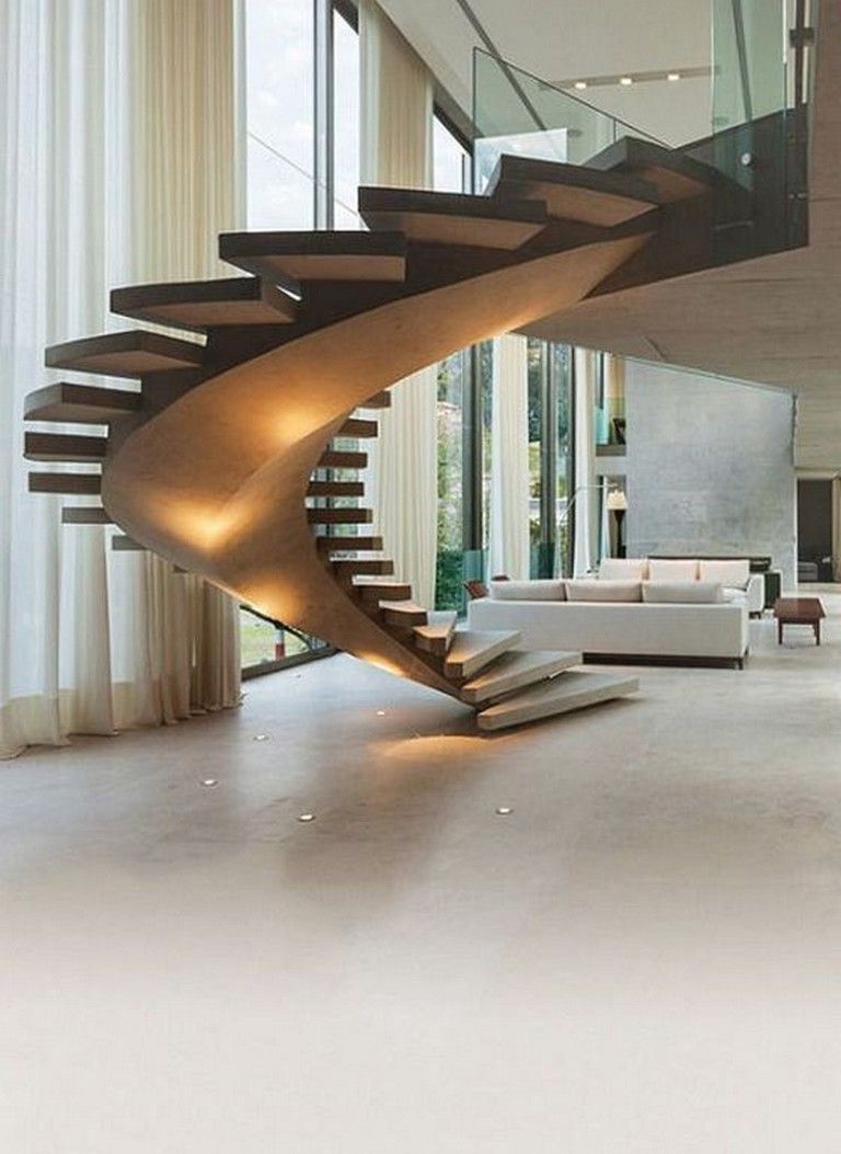 Best 28 Amazing Luxury Staircase Design Ideas Modern House 400 x 300