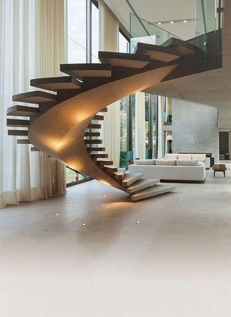 Best 28 Amazing Luxury Staircase Design Ideas Modern House 640 x 480