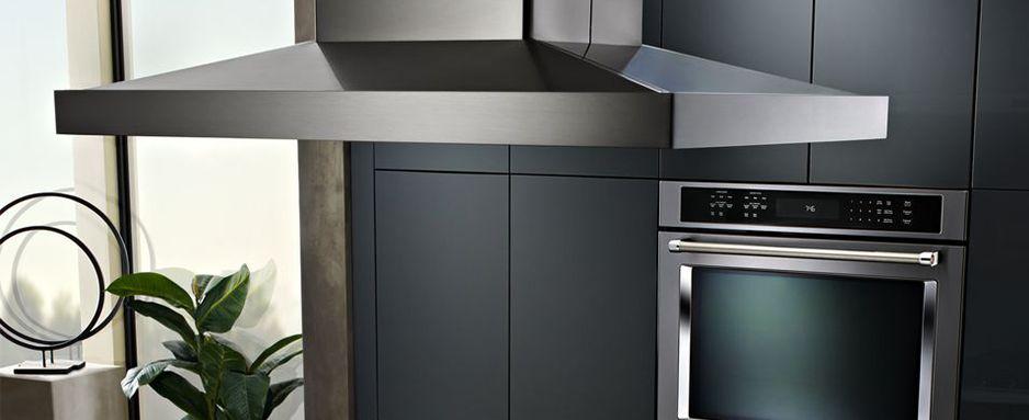 Kitchen ventilation kitchen hoods and fans kitchenaid