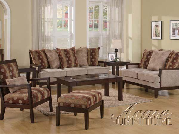 Best Acme Furniture 5205 Living Room Set Living Room Sets 400 x 300