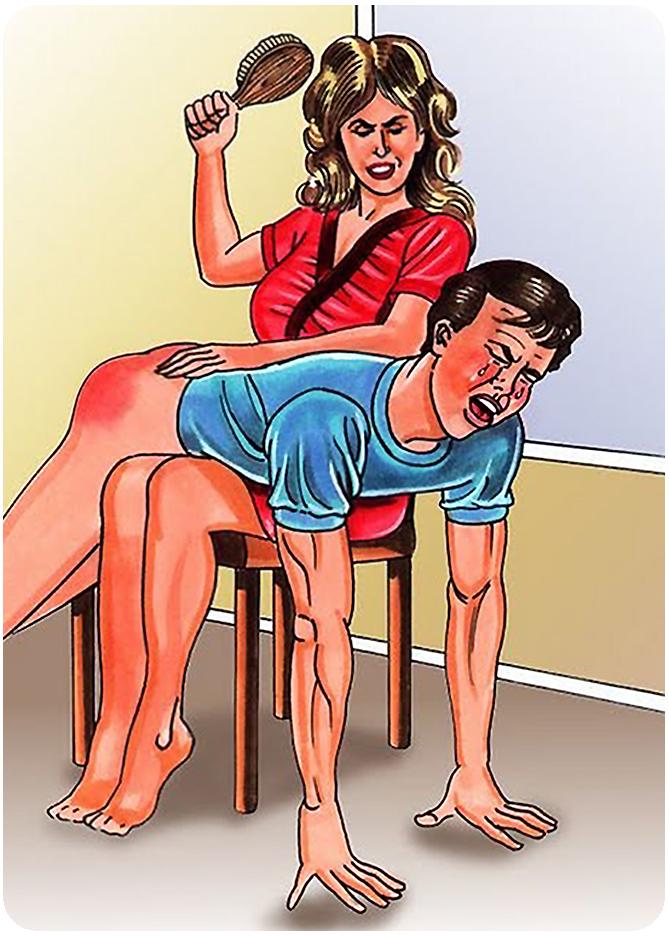 Whap husband spank hope, you