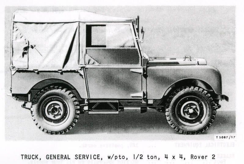 """Land Rover 80"""""""