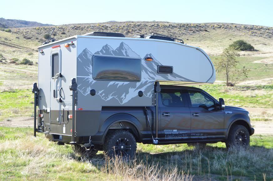Lance 650 Truck Camper | Truck camper, Overlanding, Truck ...