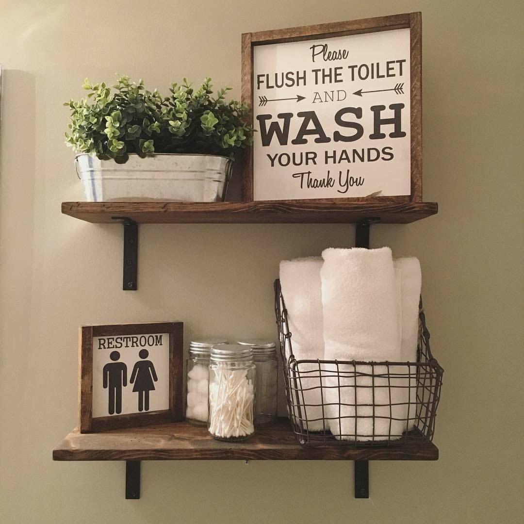 Badezimmer dekor rustikal pin von mariam farhat auf wohnung  pinterest  bad deko bäder und